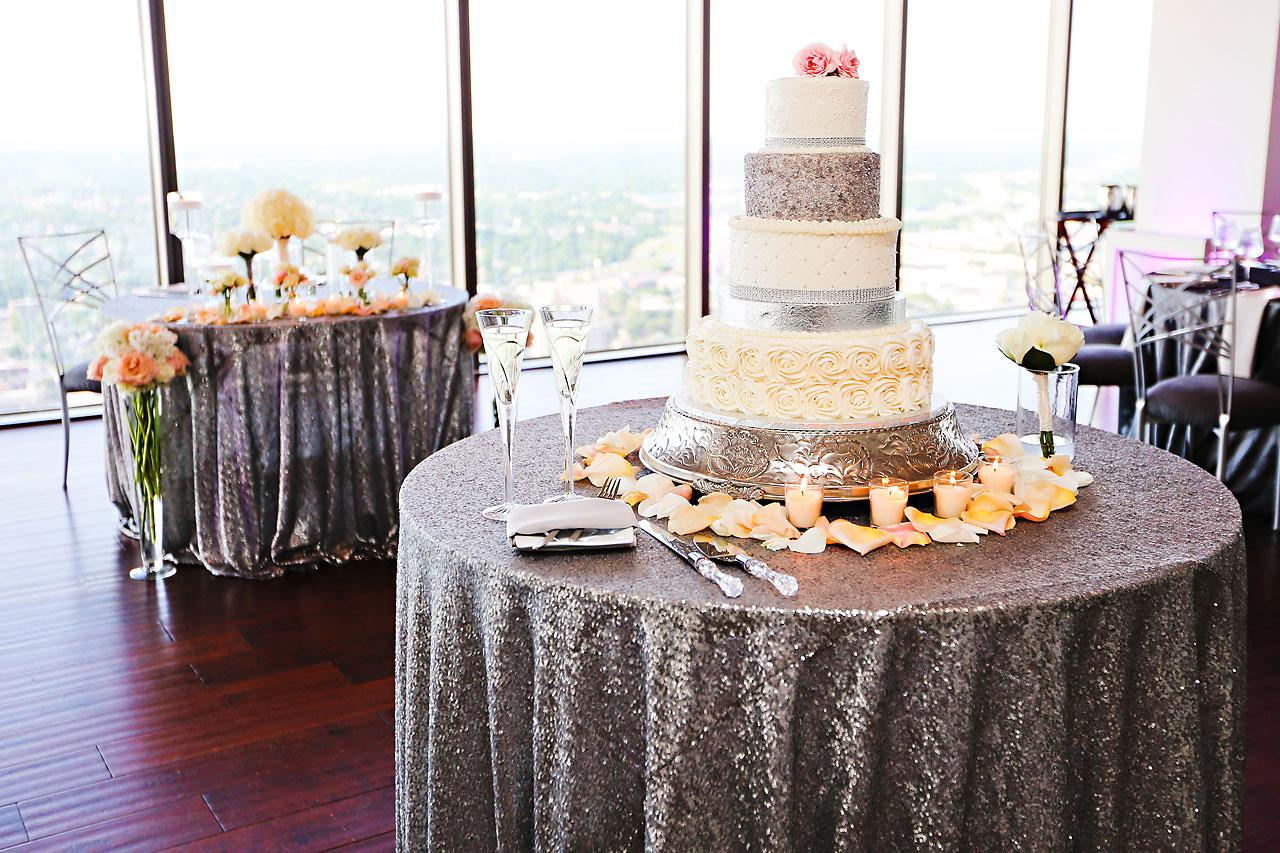 Alli Brett Indianapolis DAmore Wedding 264