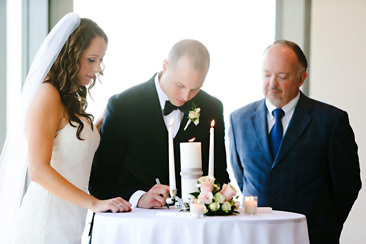 Alli Brett Indianapolis DAmore Wedding 235