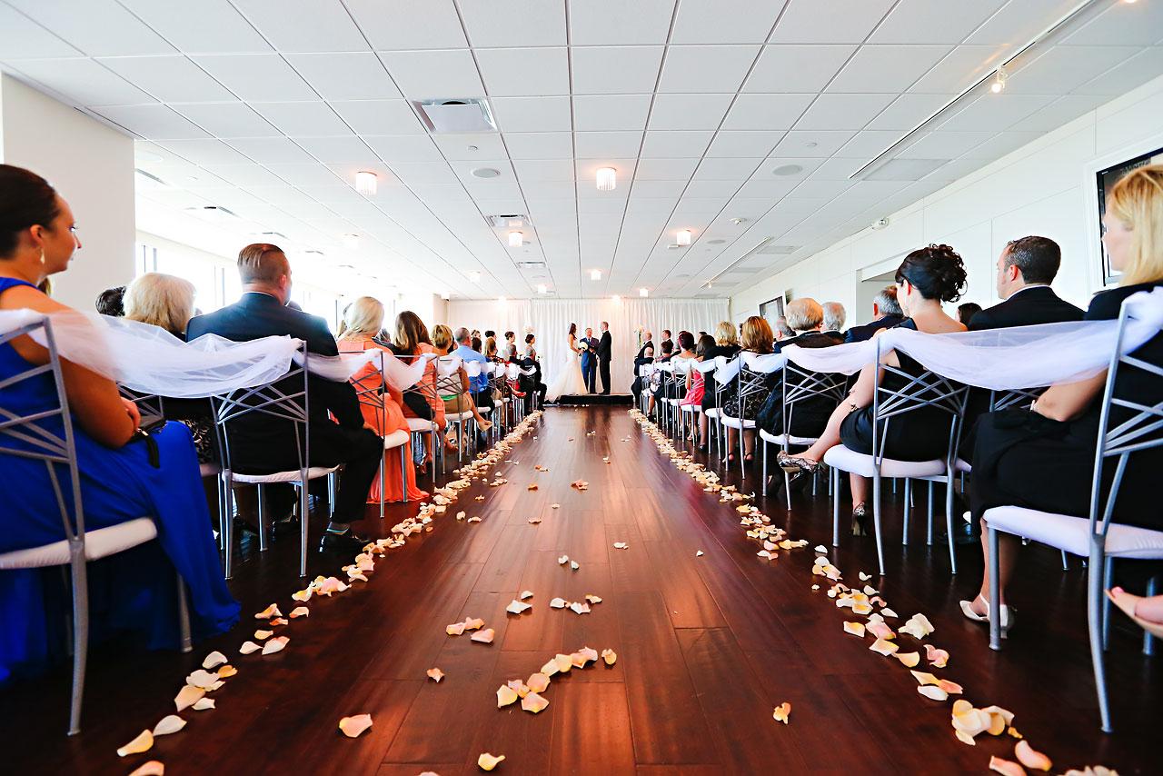 Alli Brett Indianapolis DAmore Wedding 232