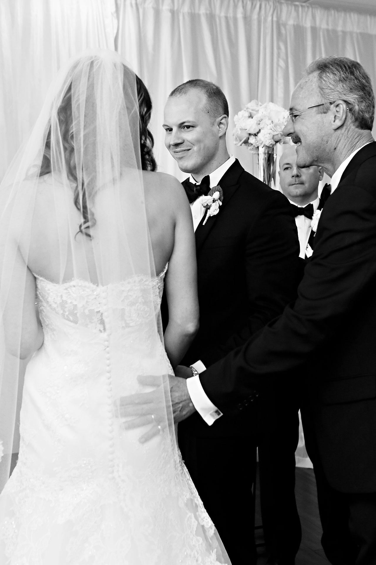 Alli Brett Indianapolis DAmore Wedding 229