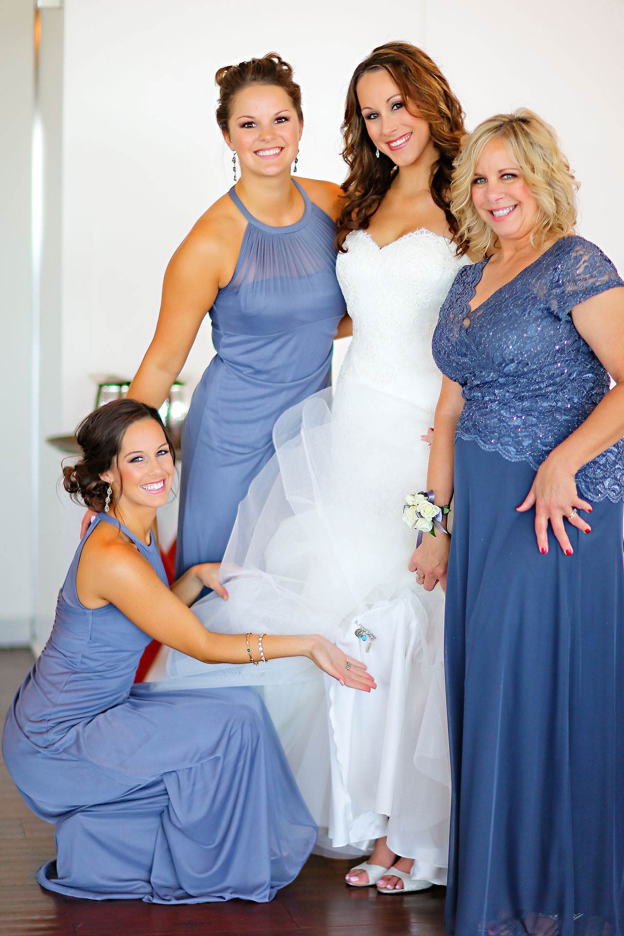 Alli Brett Indianapolis DAmore Wedding 220