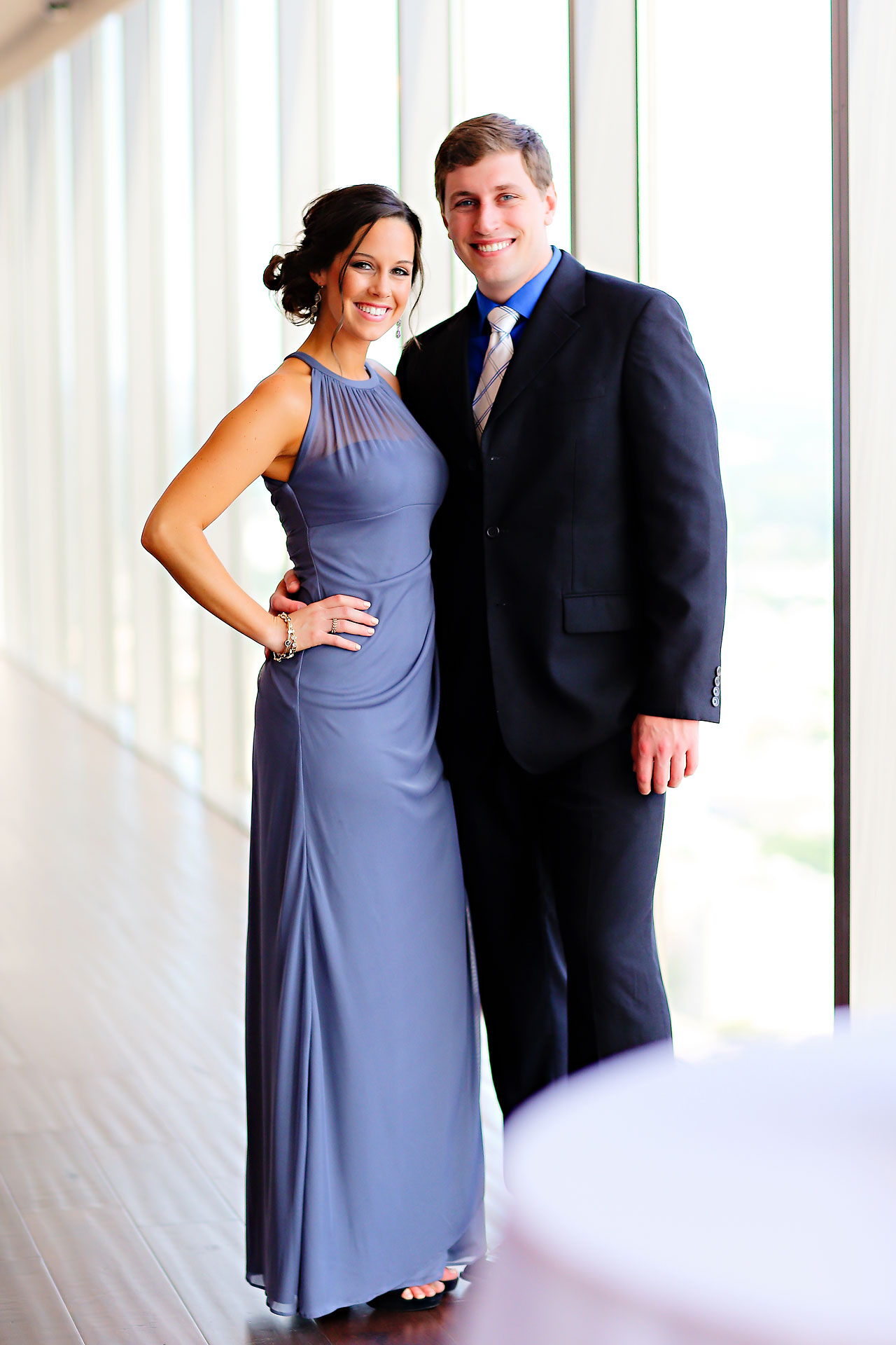 Alli Brett Indianapolis DAmore Wedding 205