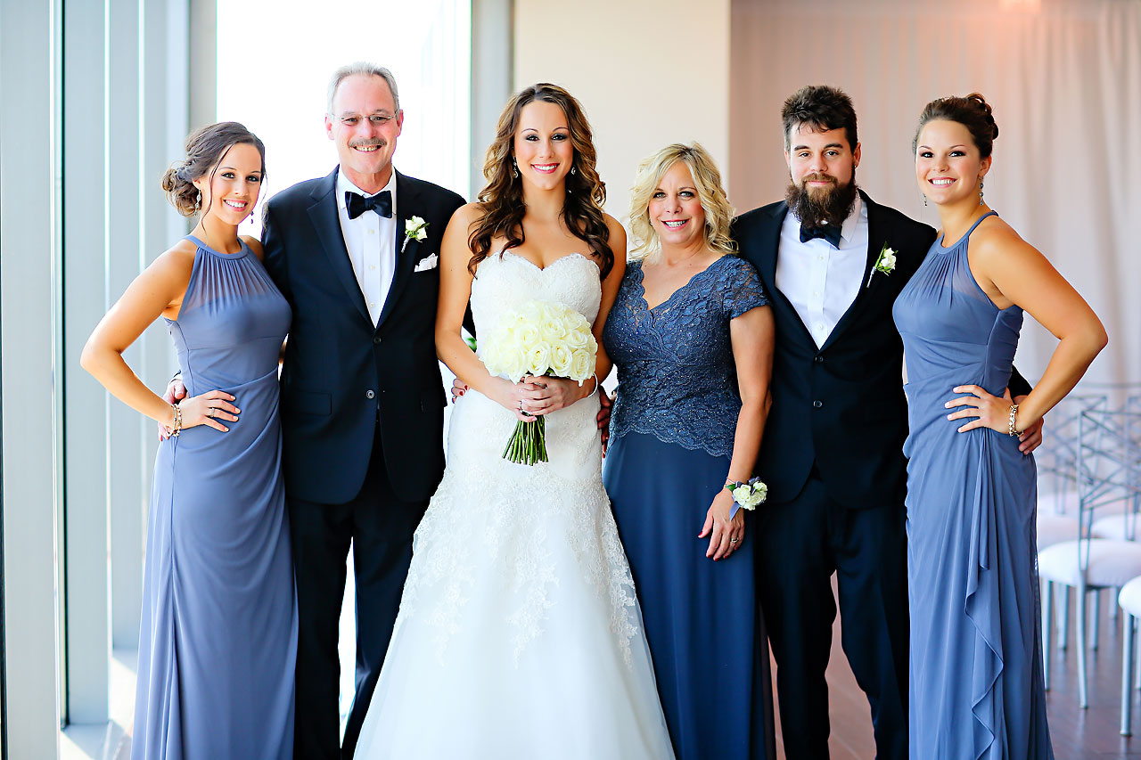 Alli Brett Indianapolis DAmore Wedding 192