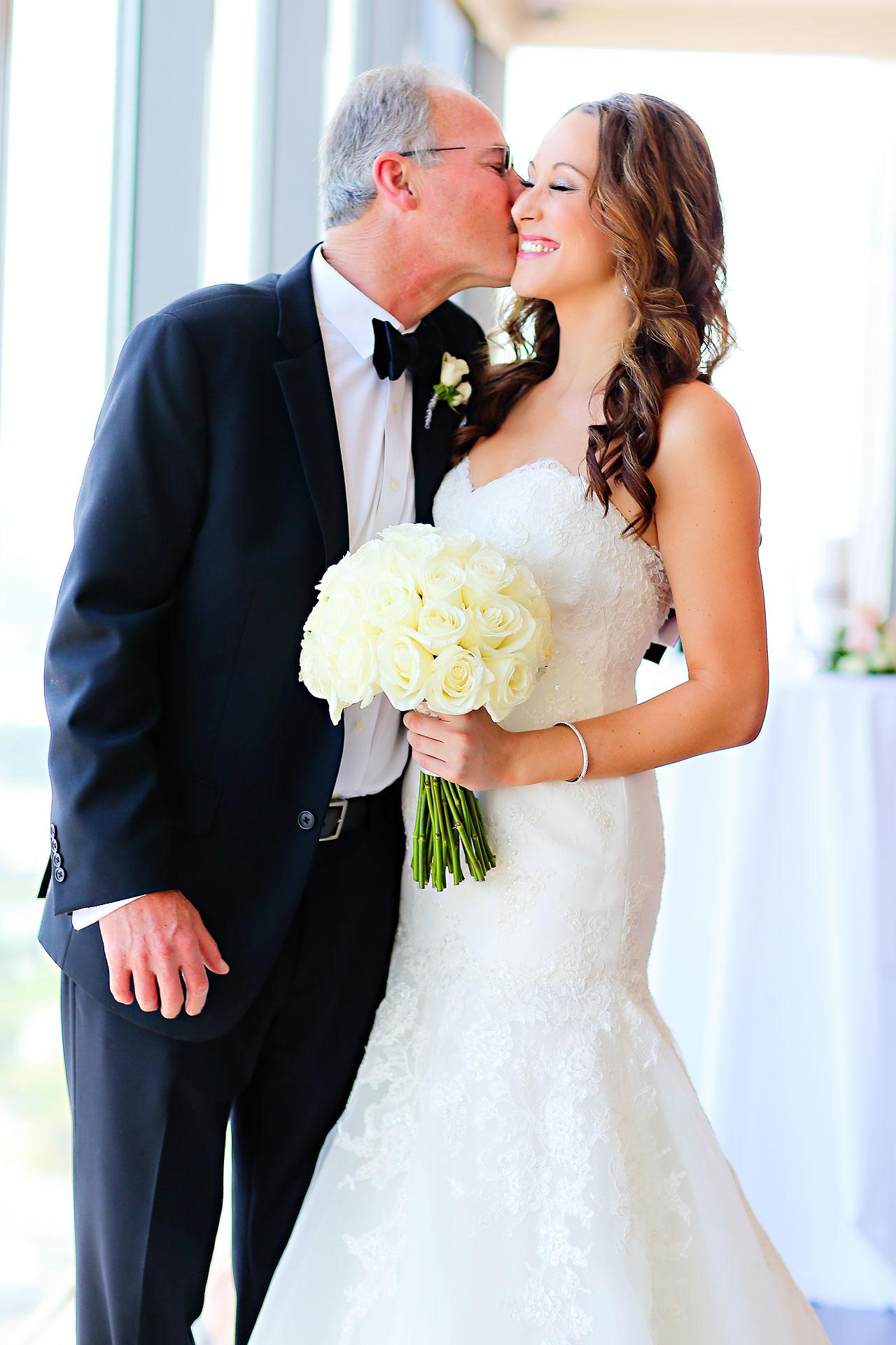 Alli Brett Indianapolis DAmore Wedding 188