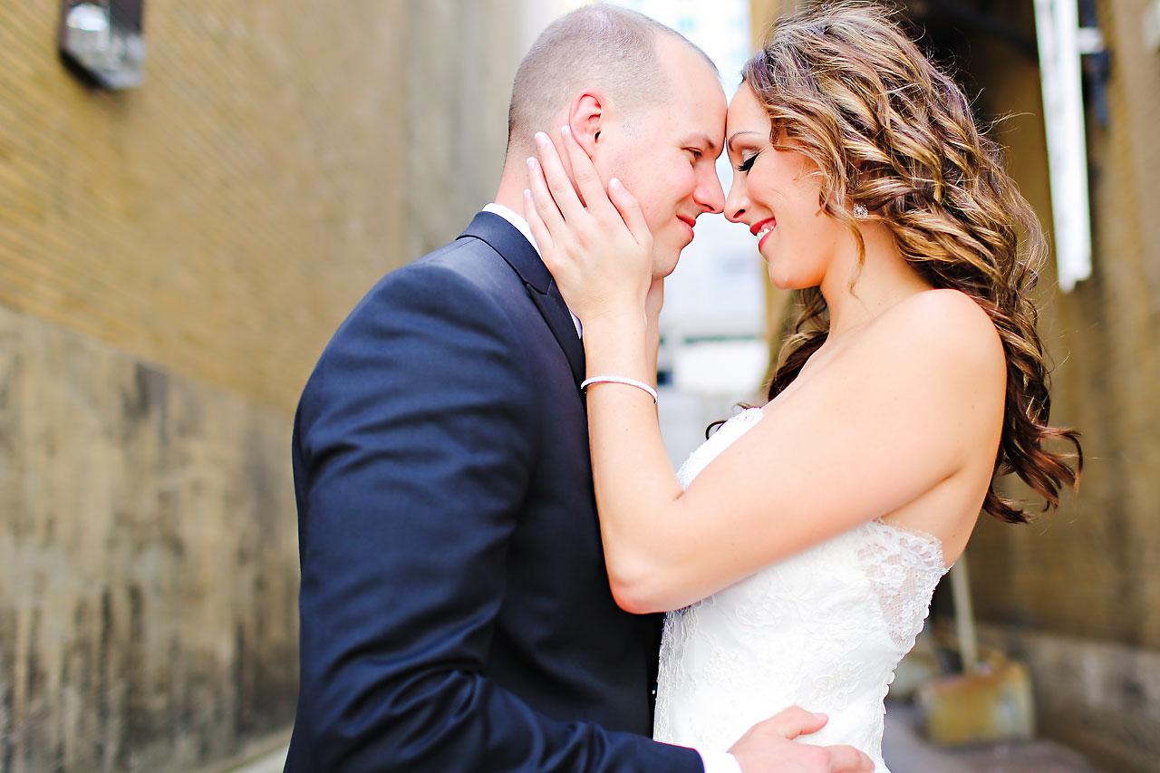 Alli Brett Indianapolis DAmore Wedding 181
