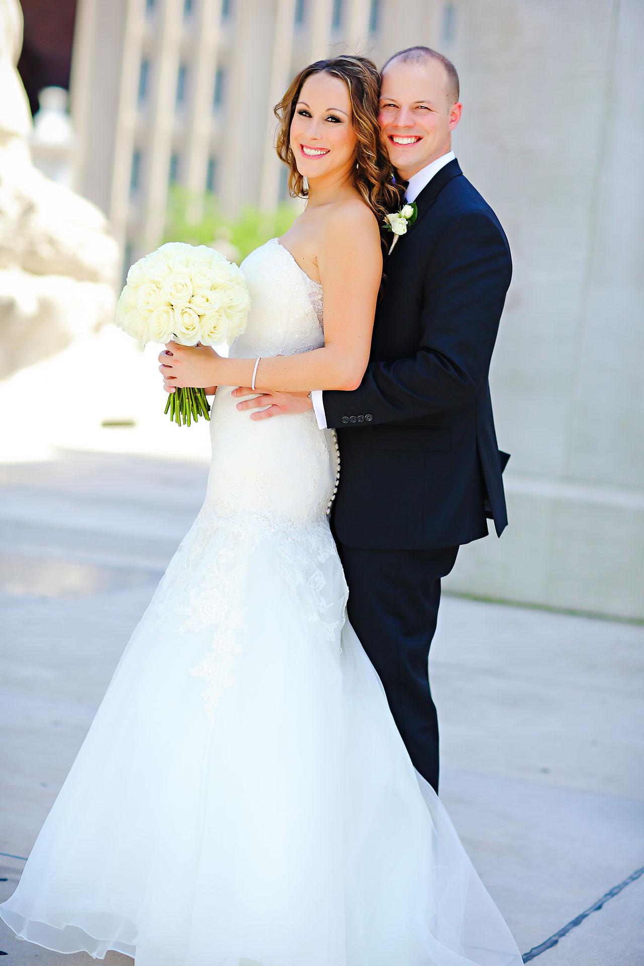 Alli Brett Indianapolis DAmore Wedding 176