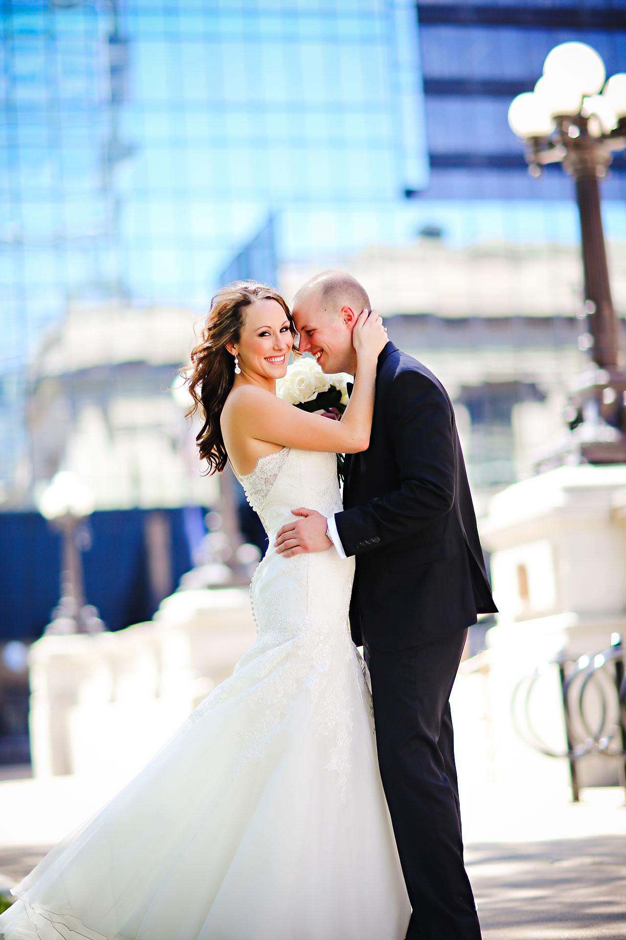 Alli Brett Indianapolis DAmore Wedding 177