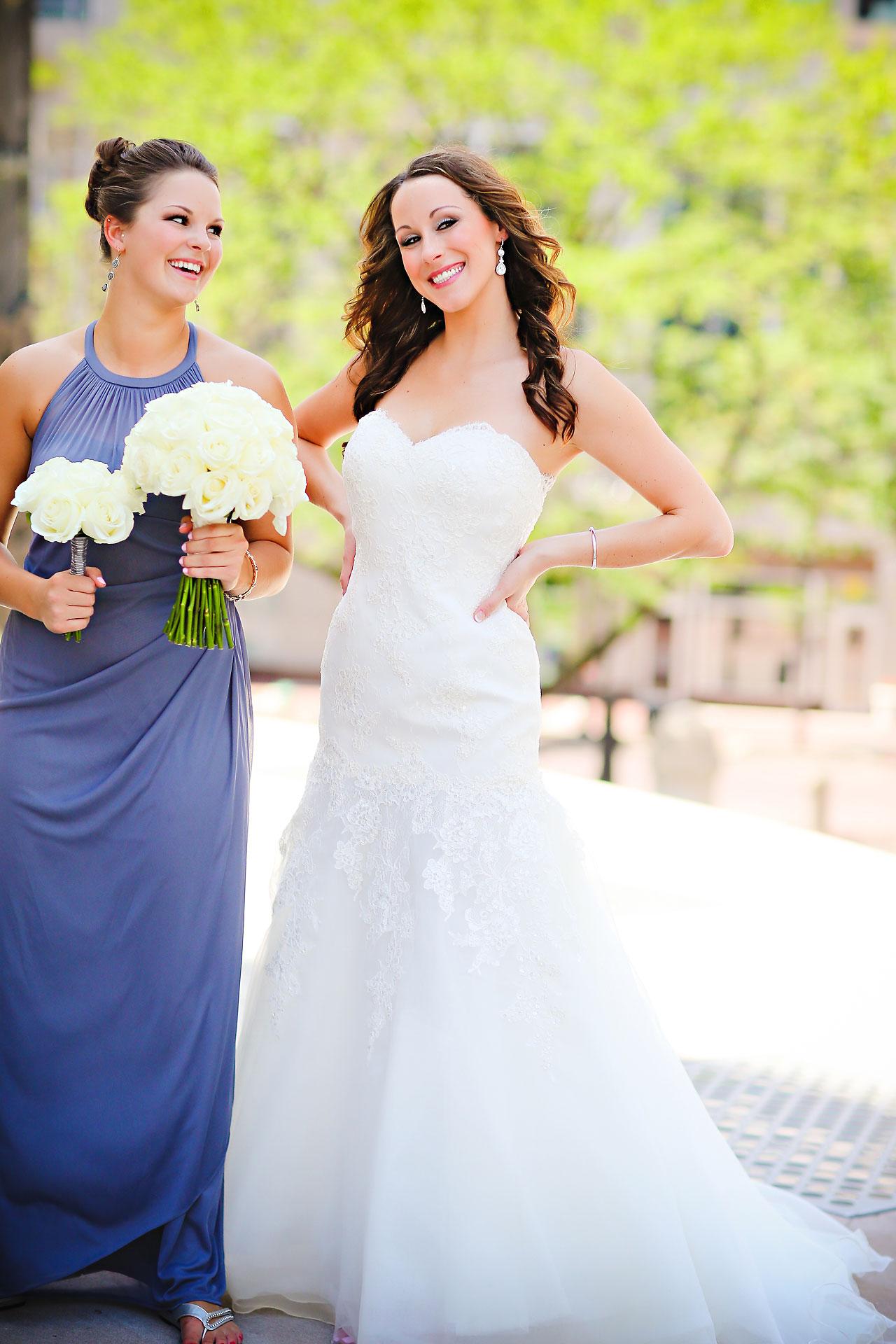 Alli Brett Indianapolis DAmore Wedding 174