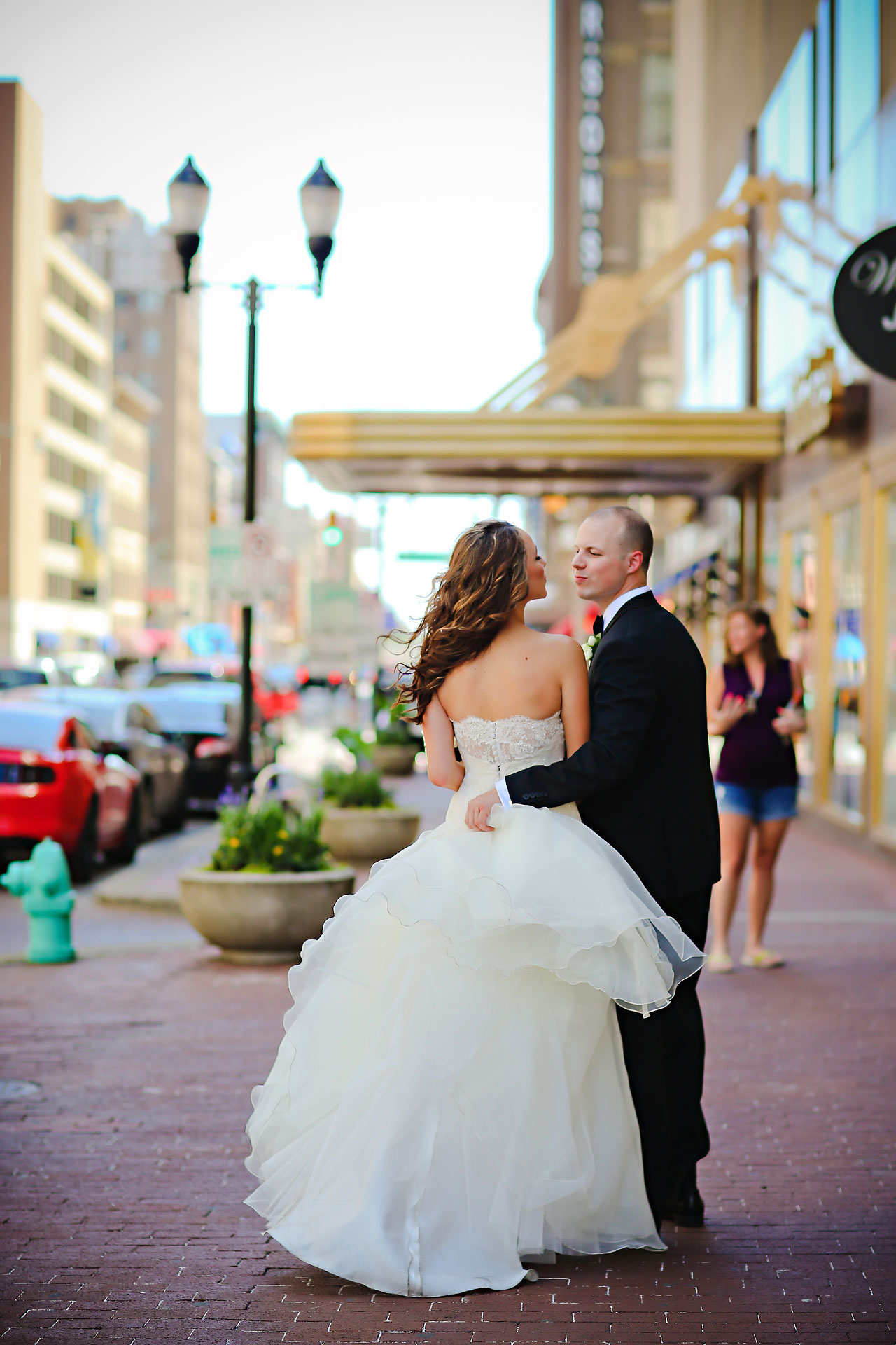 Alli Brett Indianapolis DAmore Wedding 173
