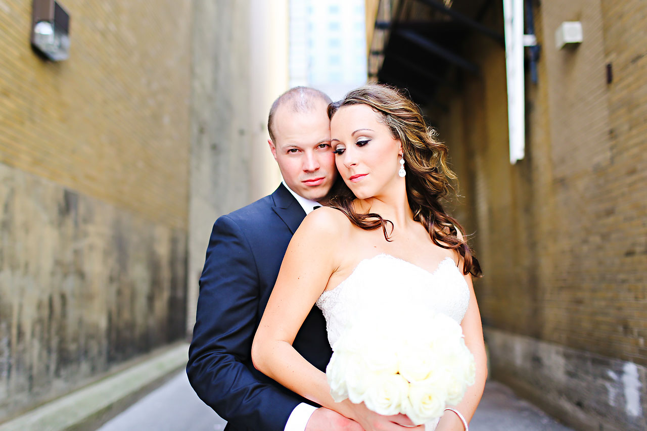 Alli Brett Indianapolis DAmore Wedding 169