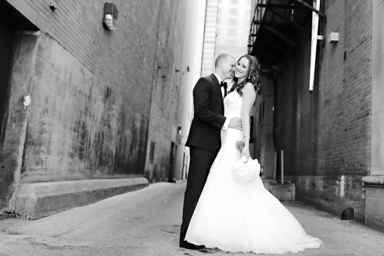 Alli Brett Indianapolis DAmore Wedding 171
