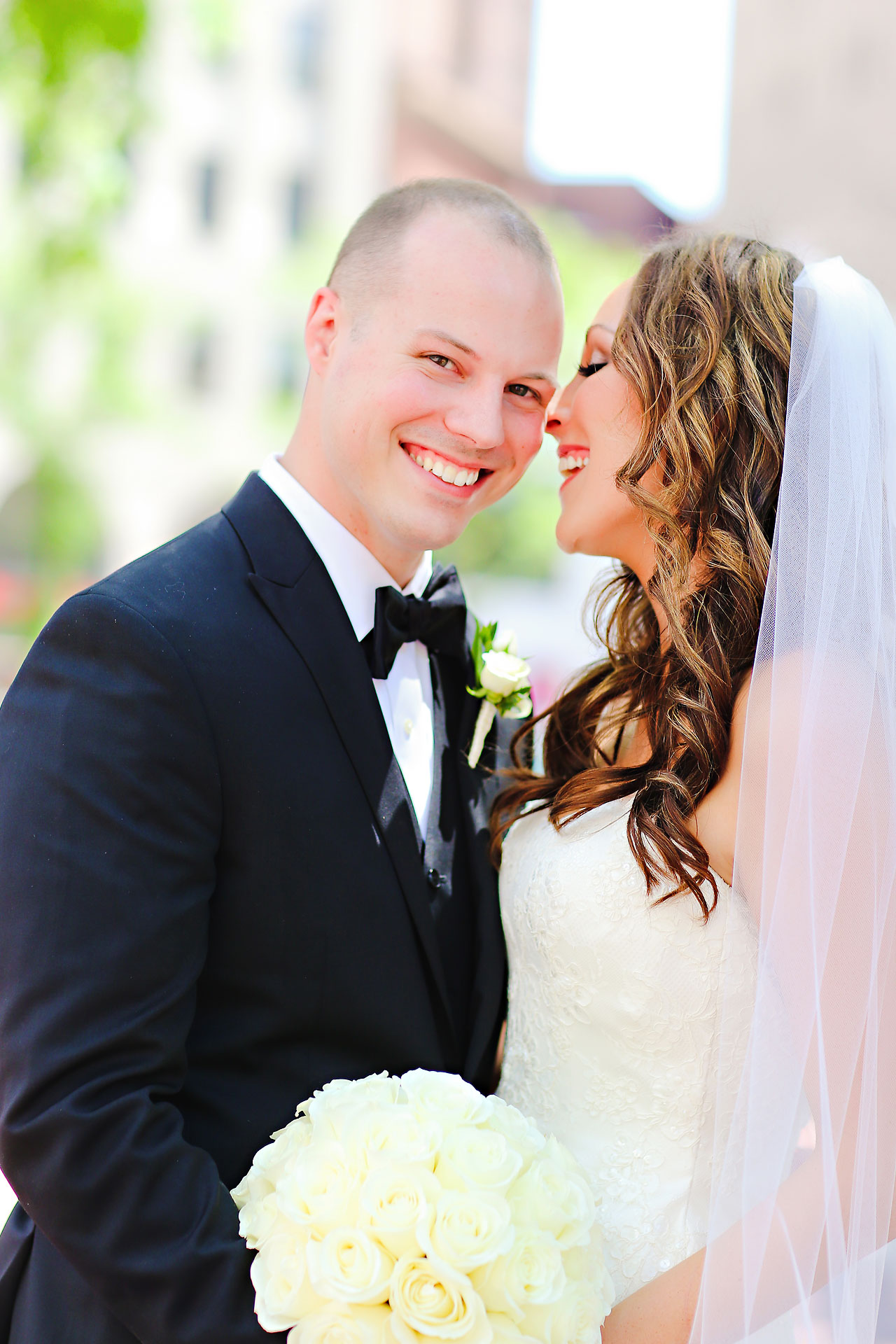 Alli Brett Indianapolis DAmore Wedding 163