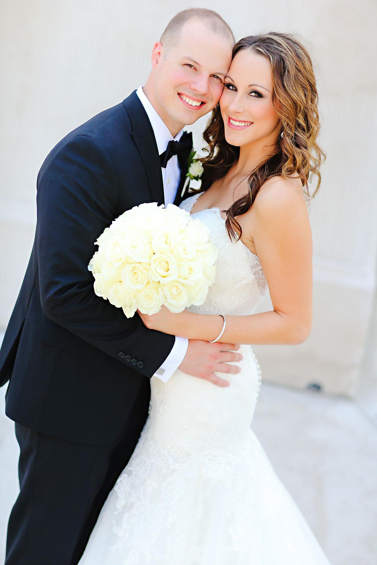 Alli Brett Indianapolis DAmore Wedding 160