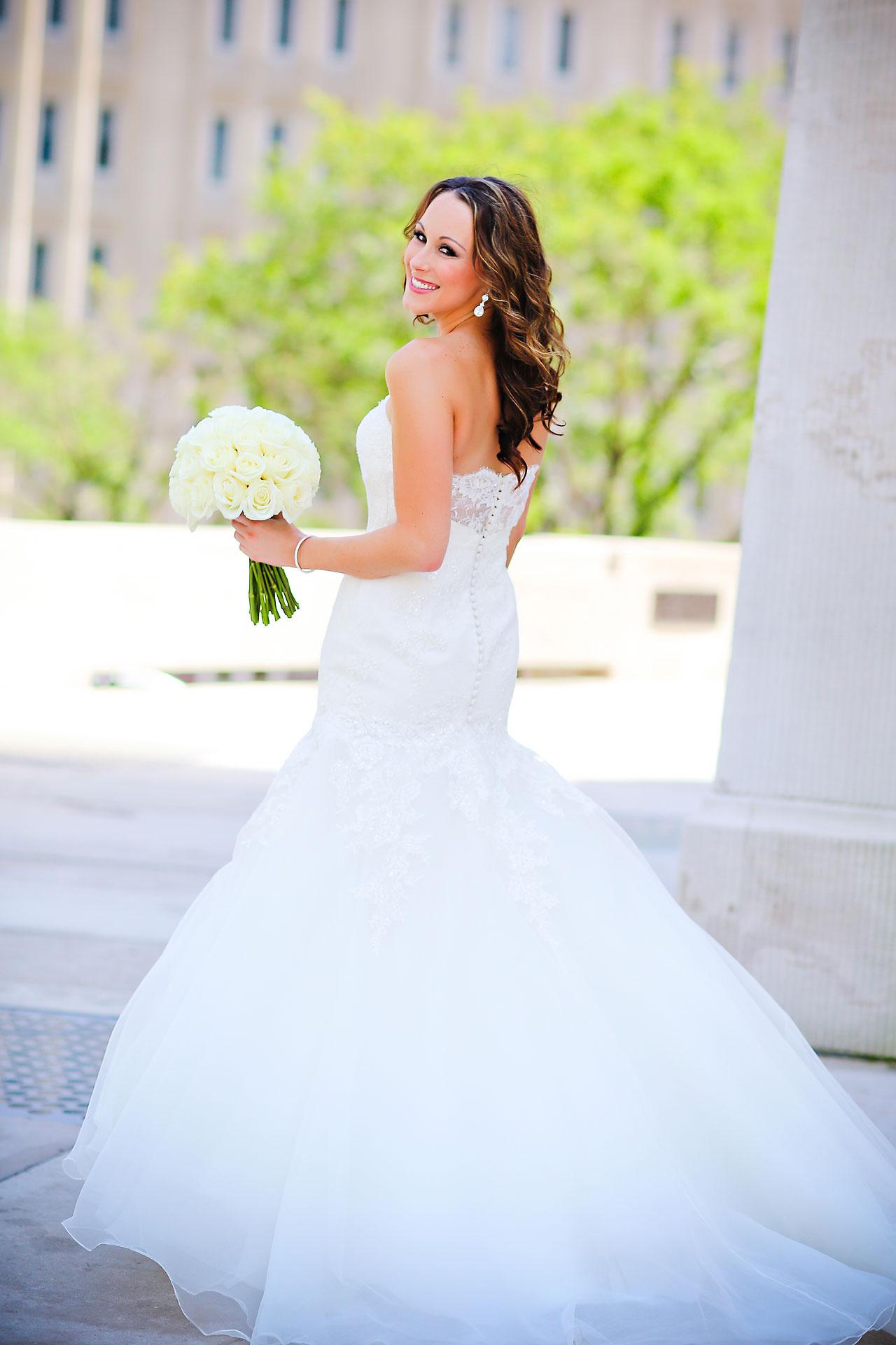Alli Brett Indianapolis DAmore Wedding 158