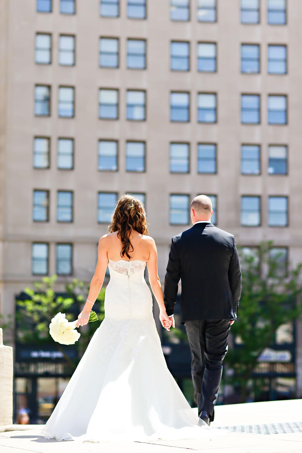 Alli Brett Indianapolis DAmore Wedding 156