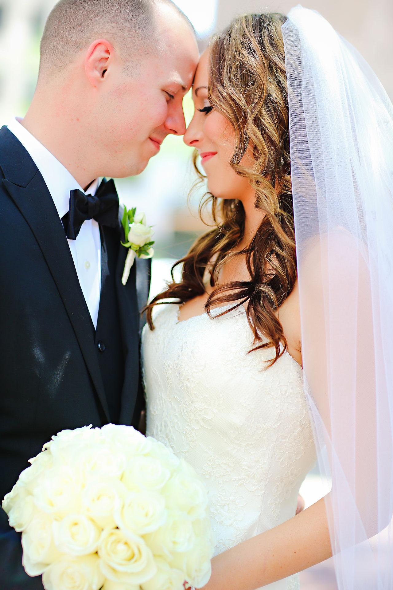 Alli Brett Indianapolis DAmore Wedding 155