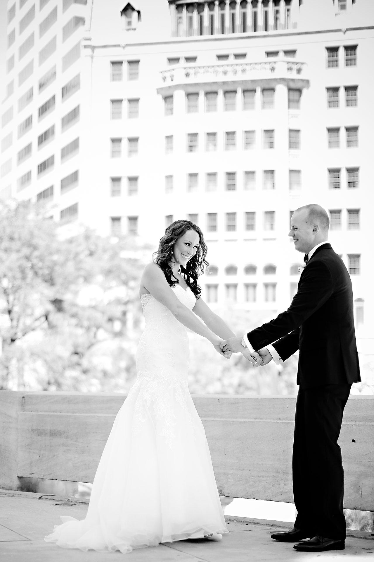 Alli Brett Indianapolis DAmore Wedding 153