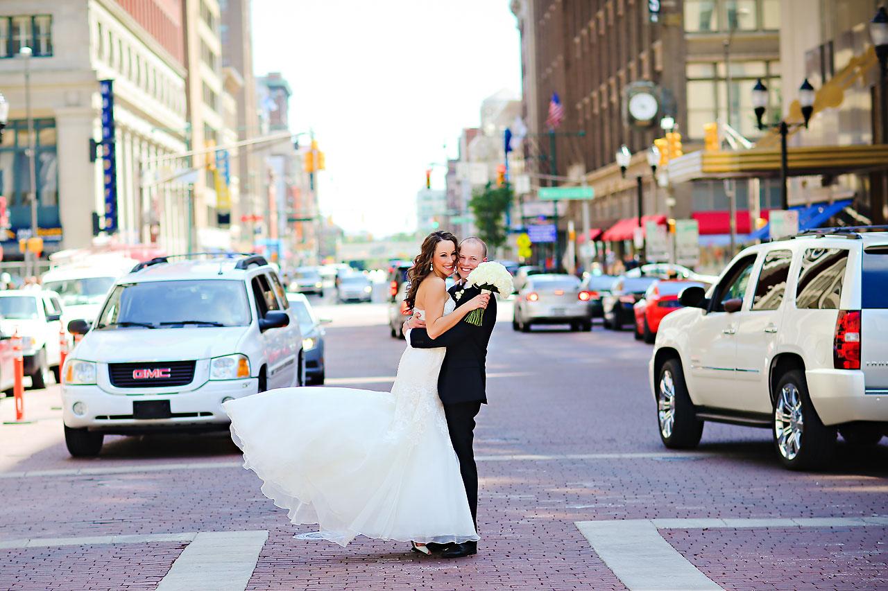 Alli Brett Indianapolis DAmore Wedding 151