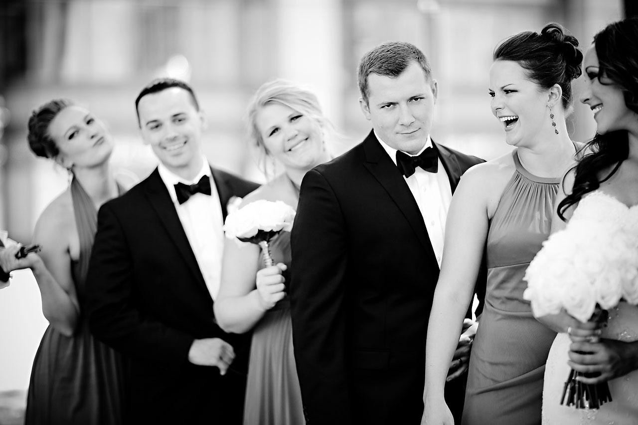 Alli Brett Indianapolis DAmore Wedding 150