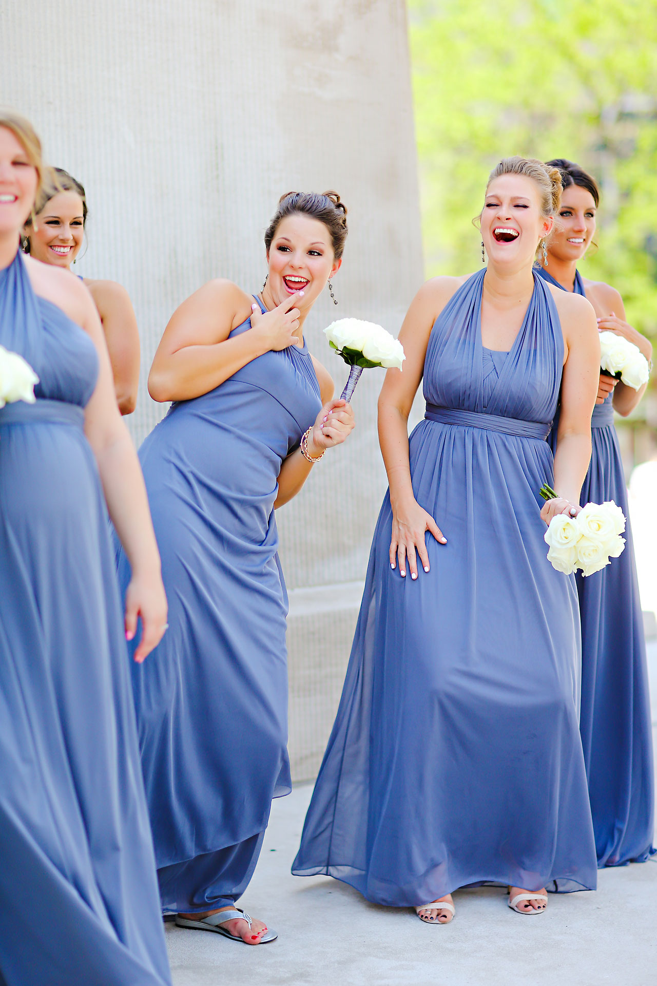Alli Brett Indianapolis DAmore Wedding 144