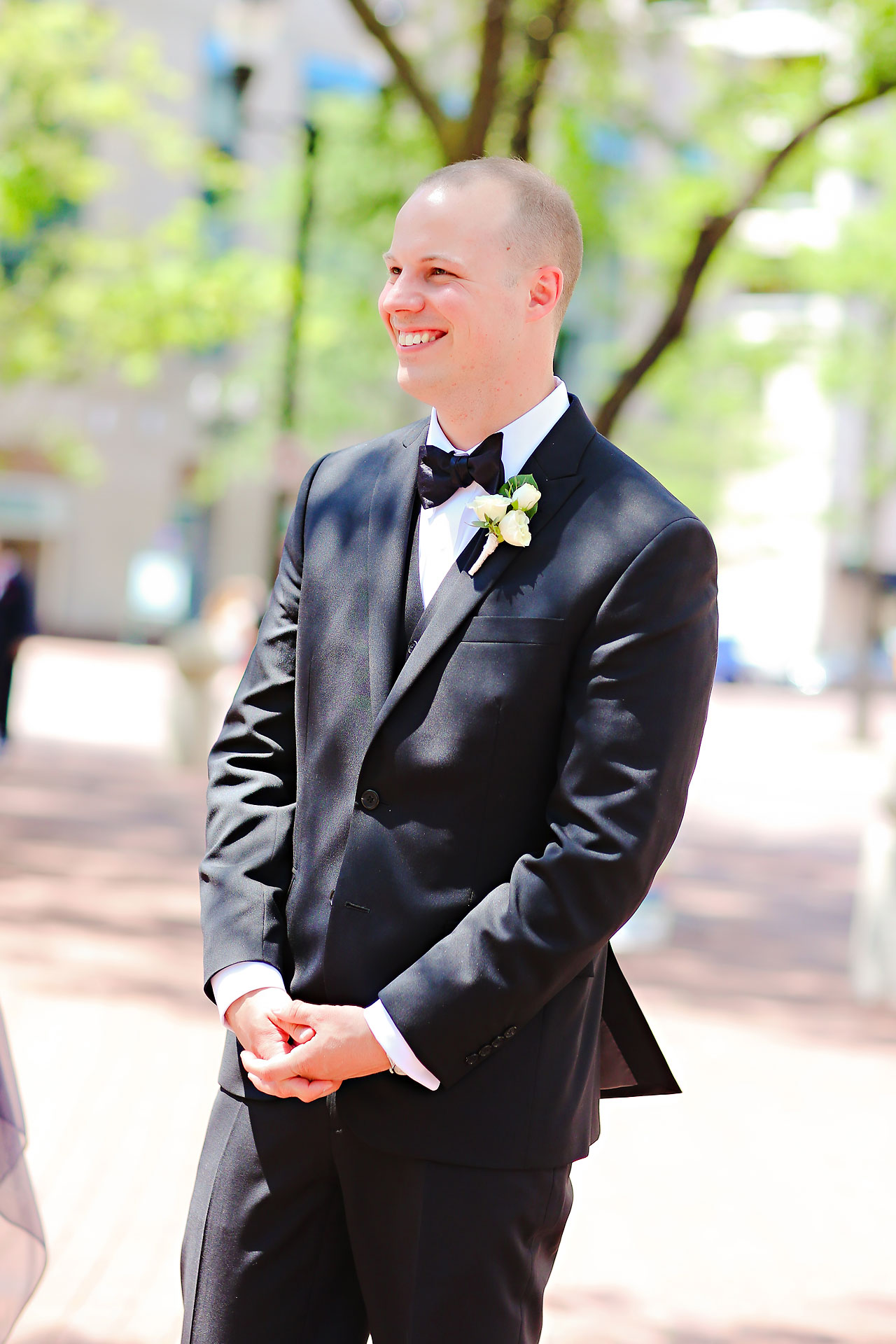 Alli Brett Indianapolis DAmore Wedding 142