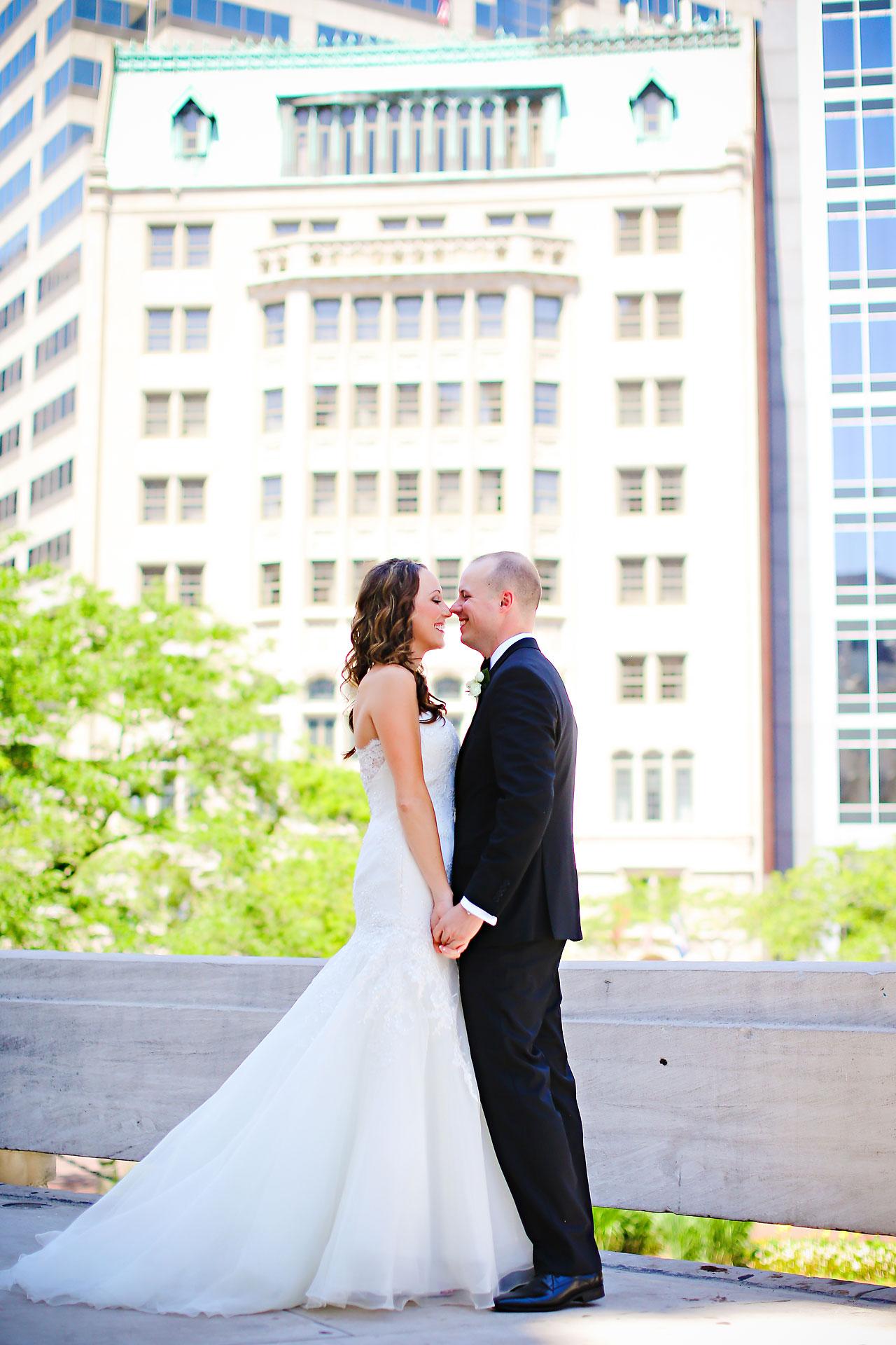 Alli Brett Indianapolis DAmore Wedding 143