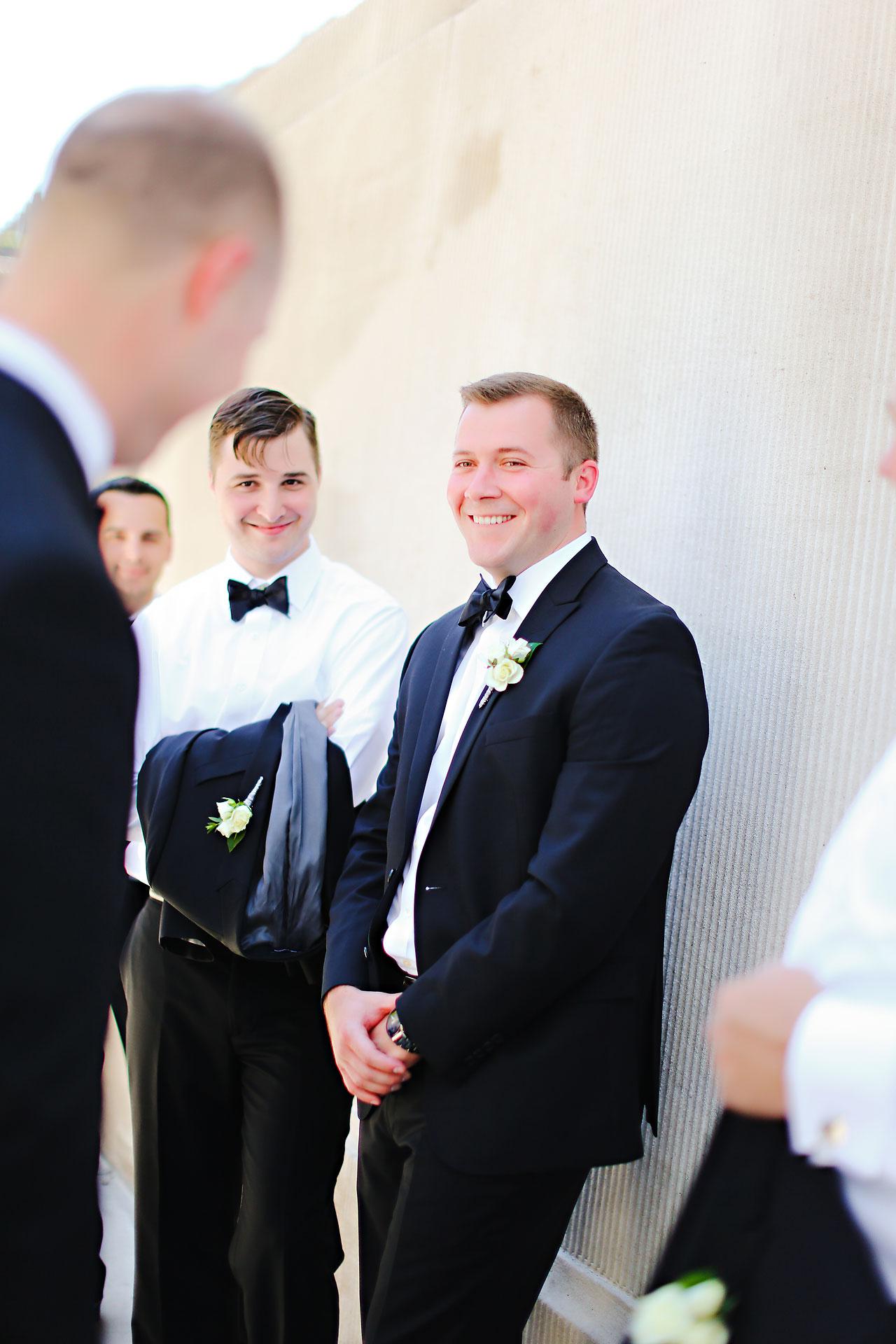 Alli Brett Indianapolis DAmore Wedding 138