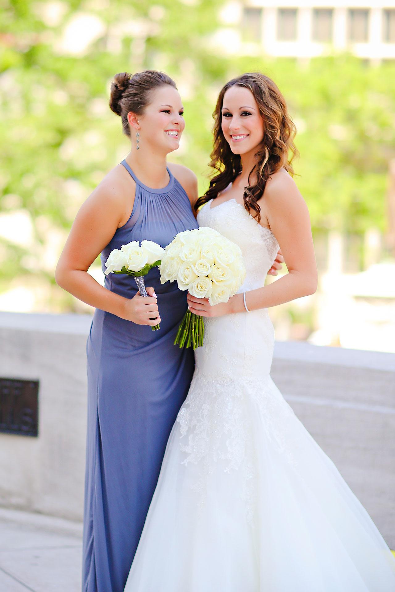 Alli Brett Indianapolis DAmore Wedding 137