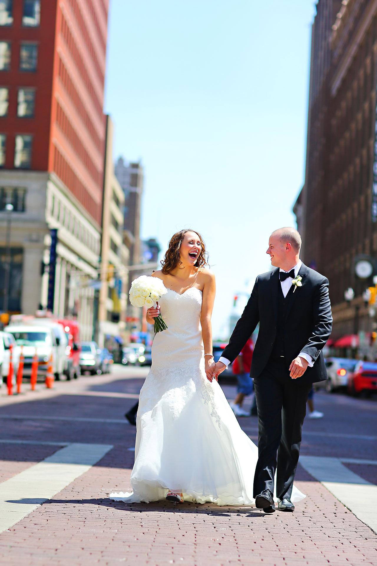 Alli Brett Indianapolis DAmore Wedding 133