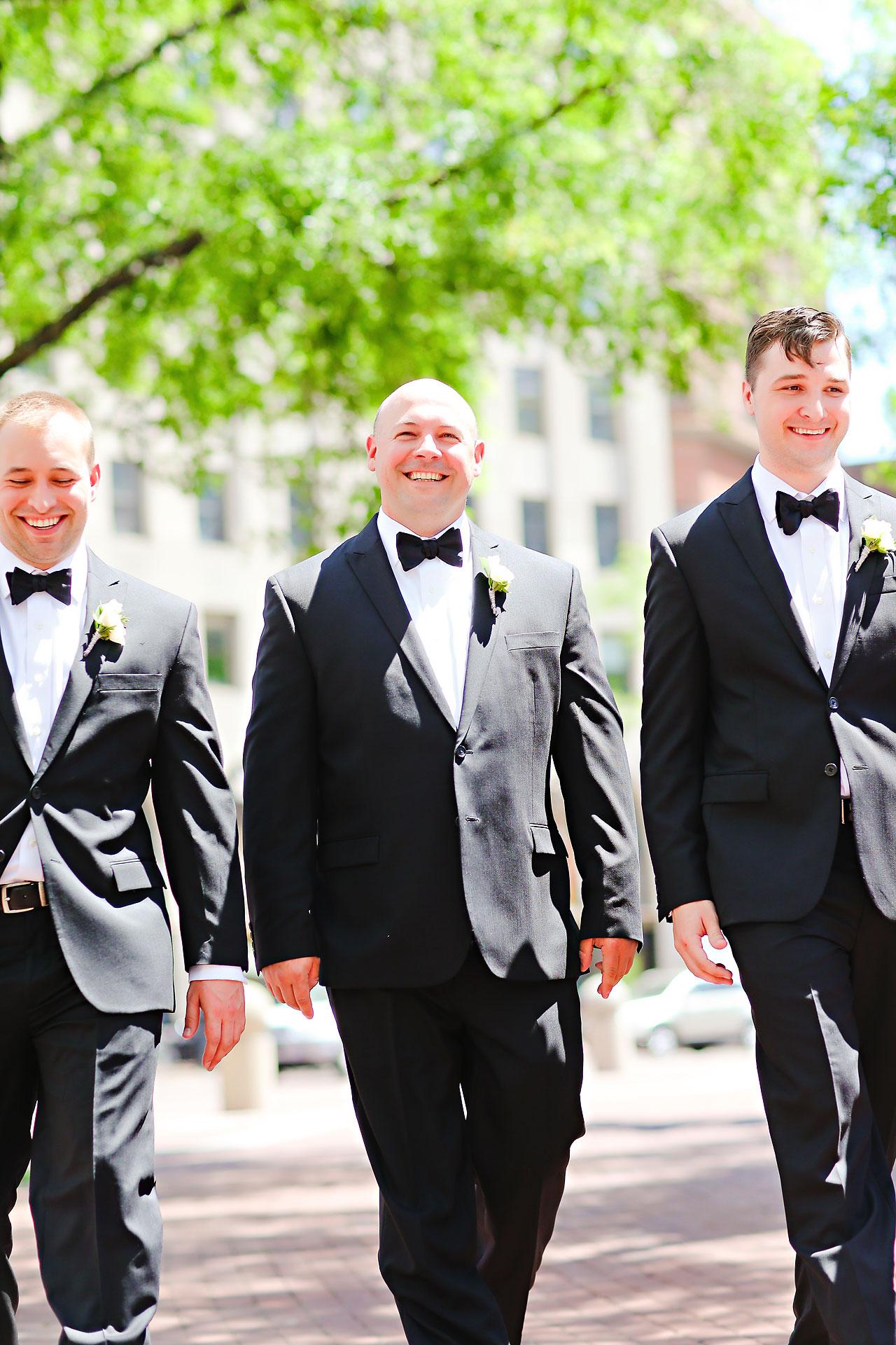 Alli Brett Indianapolis DAmore Wedding 131