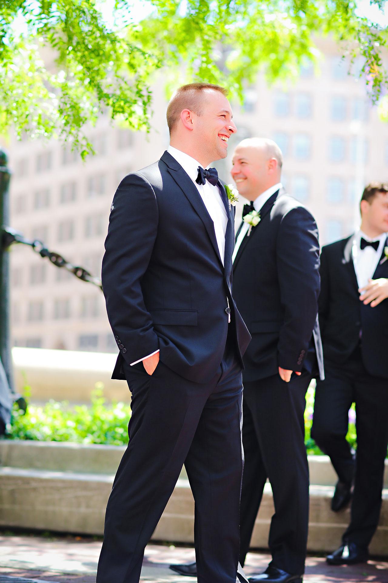 Alli Brett Indianapolis DAmore Wedding 128