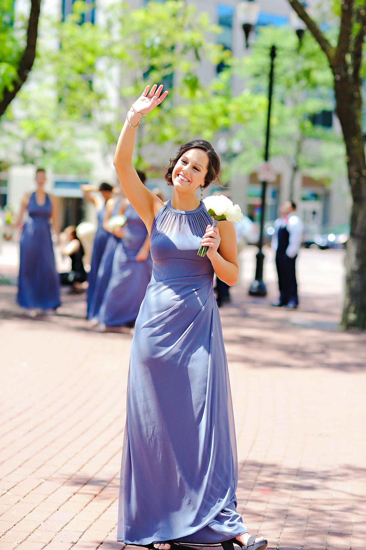 Alli Brett Indianapolis DAmore Wedding 127