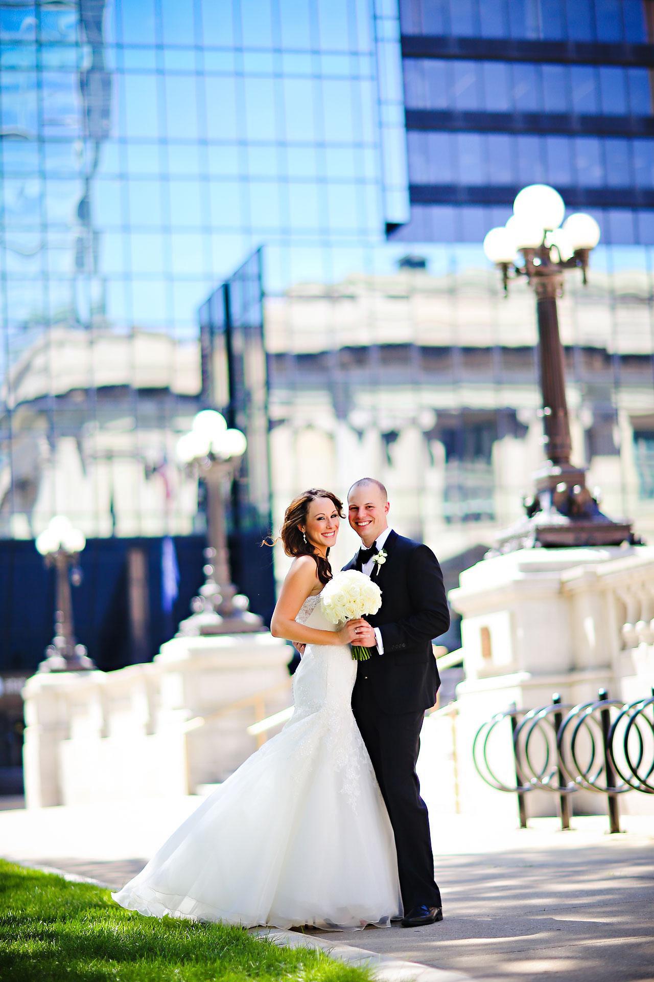Alli Brett Indianapolis DAmore Wedding 125