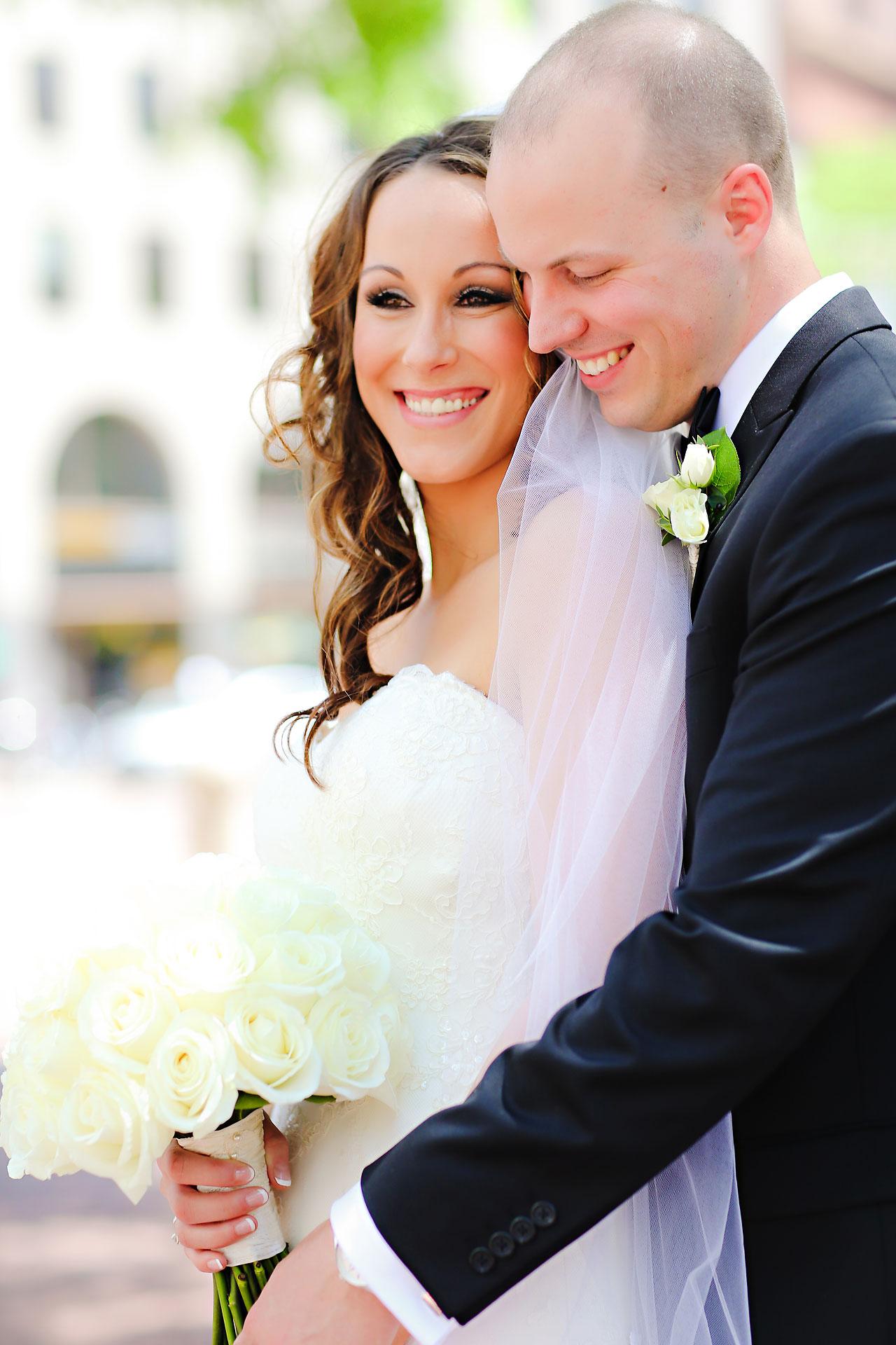 Alli Brett Indianapolis DAmore Wedding 126