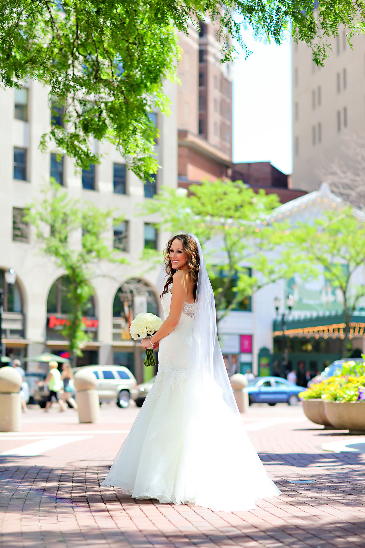 Alli Brett Indianapolis DAmore Wedding 123