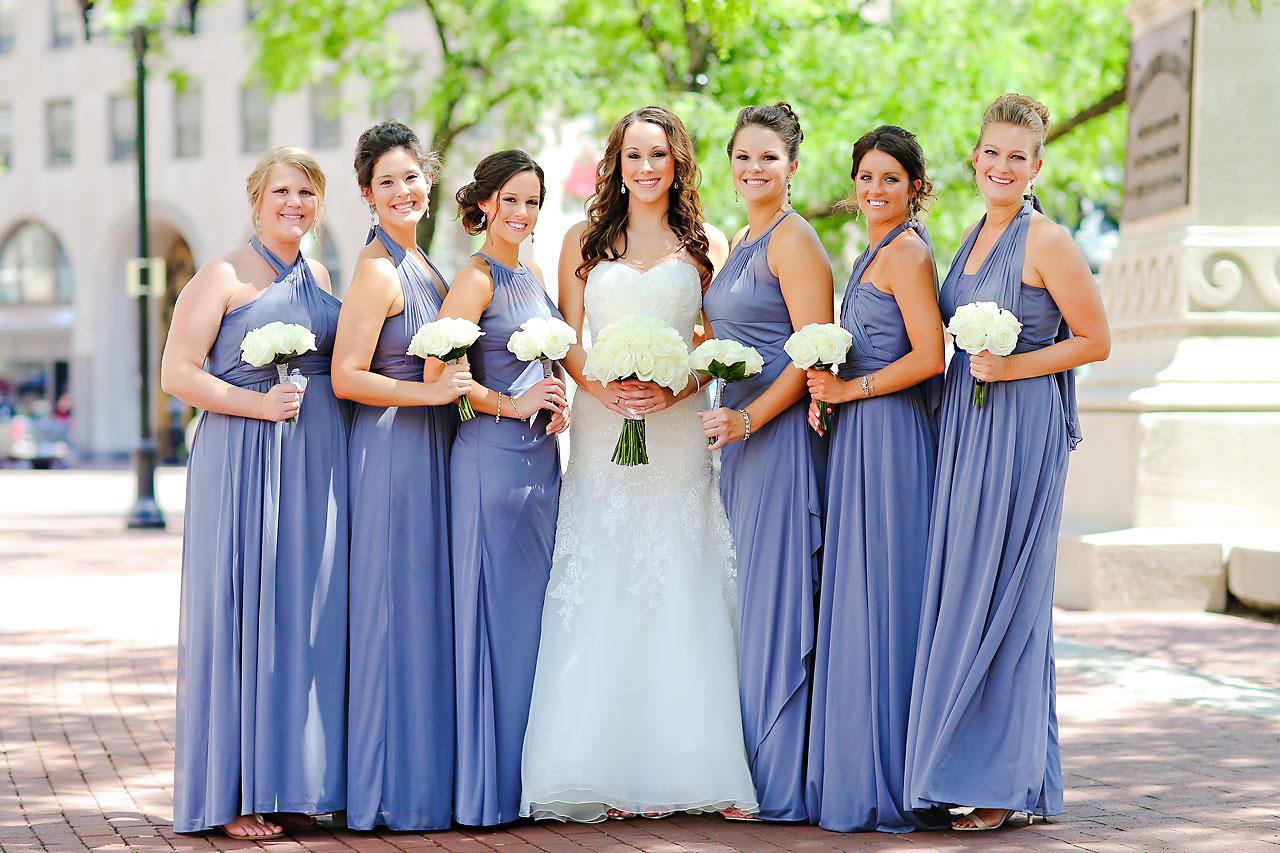 Alli Brett Indianapolis DAmore Wedding 121