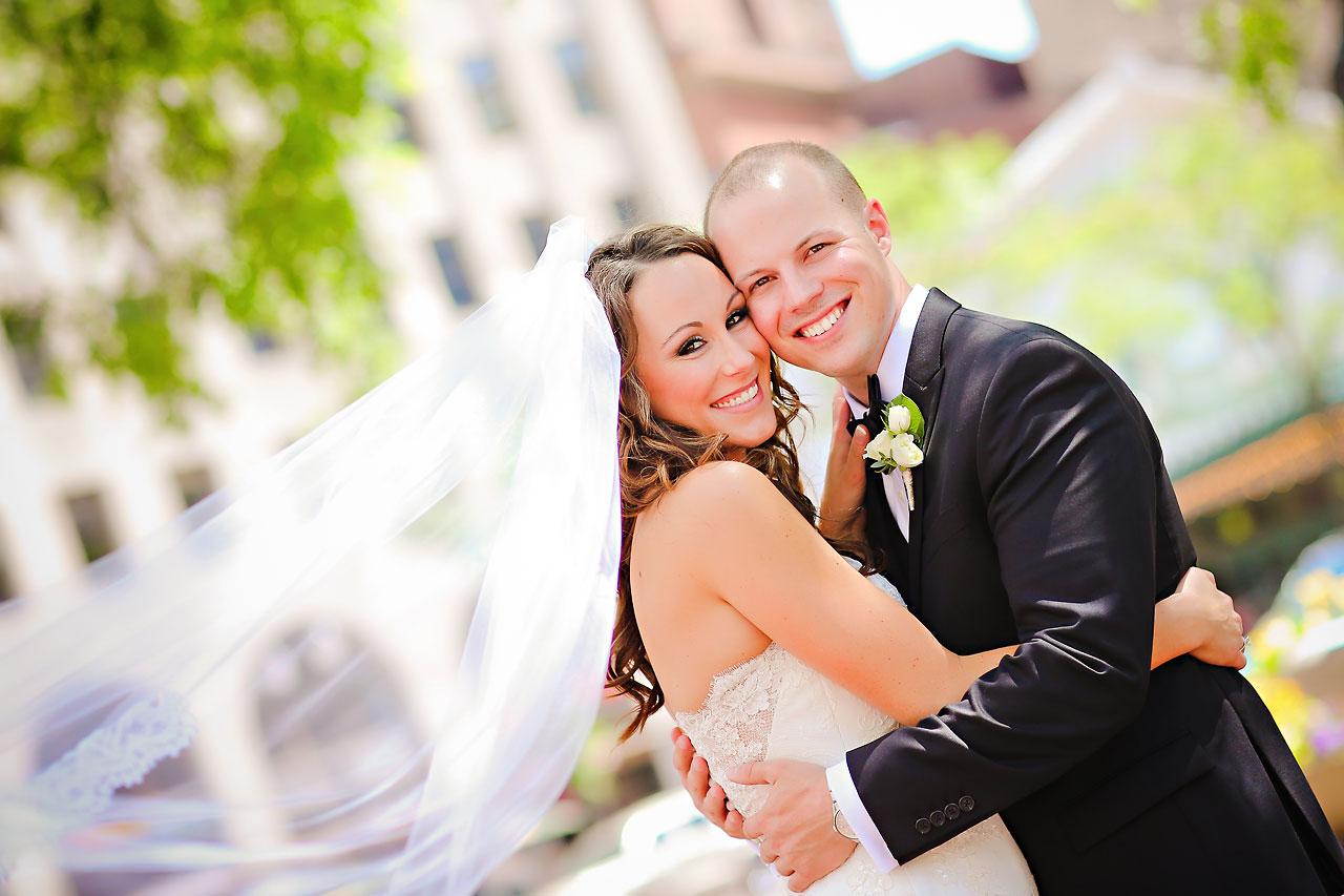 Alli Brett Indianapolis DAmore Wedding 120