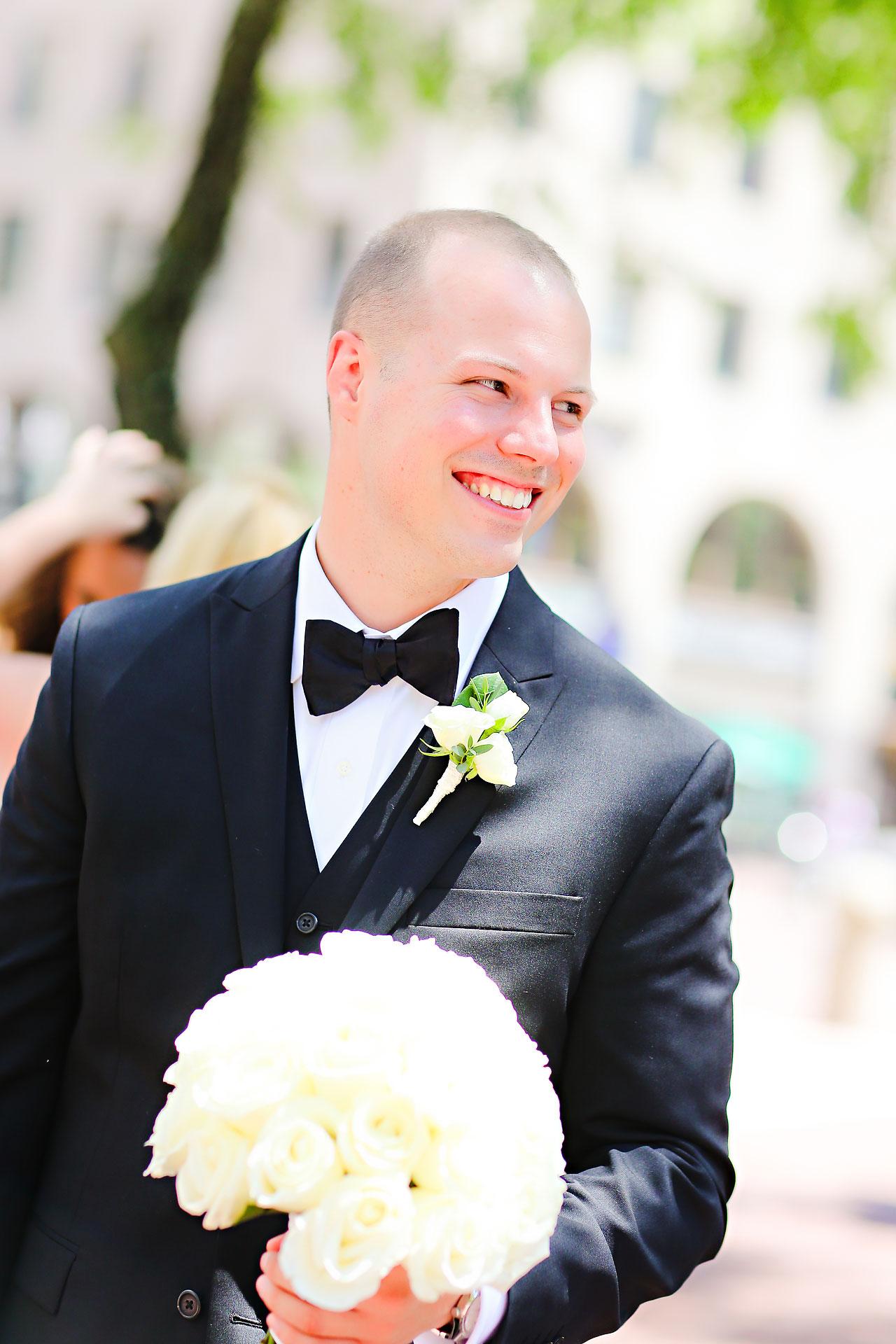 Alli Brett Indianapolis DAmore Wedding 115