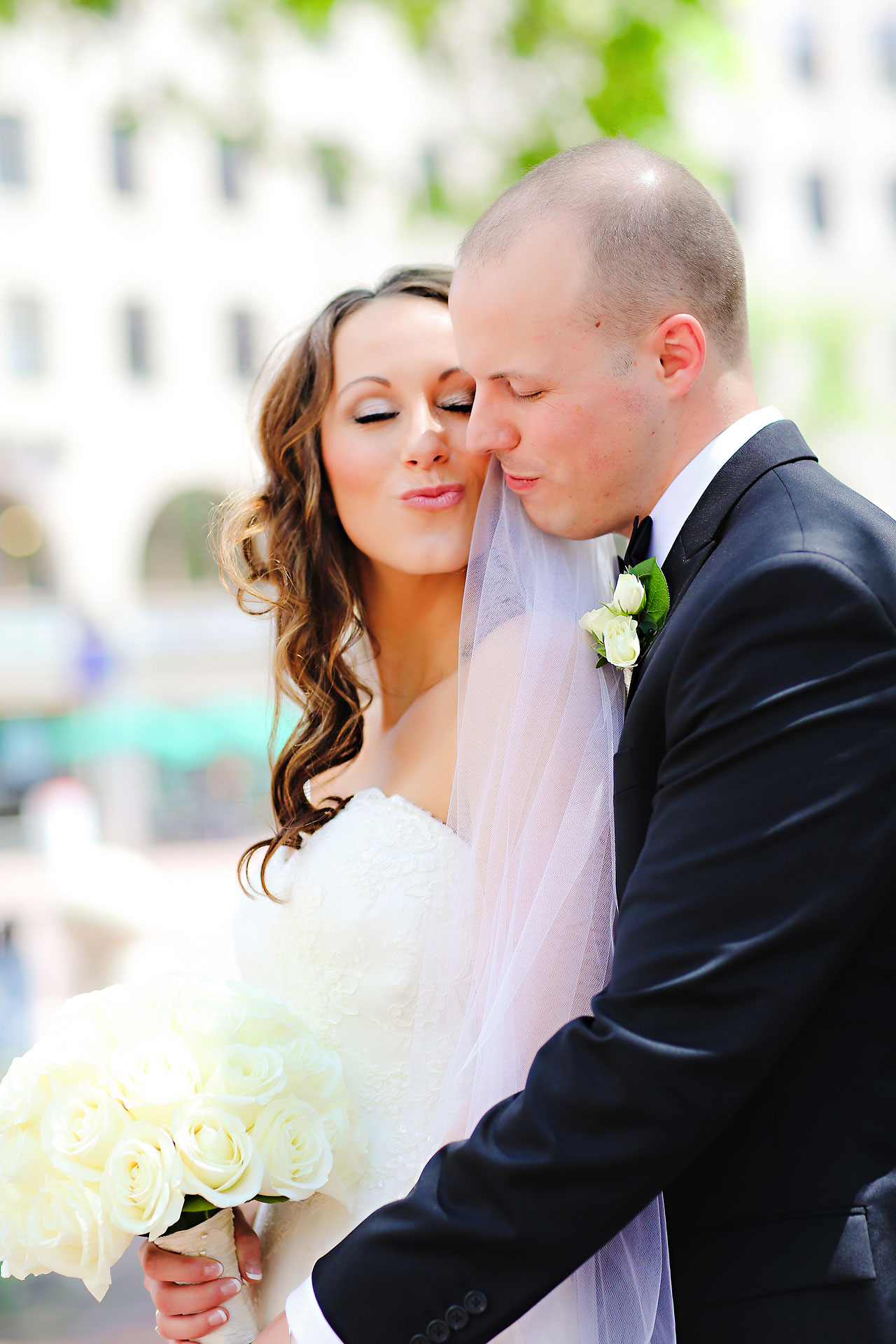 Alli Brett Indianapolis DAmore Wedding 112