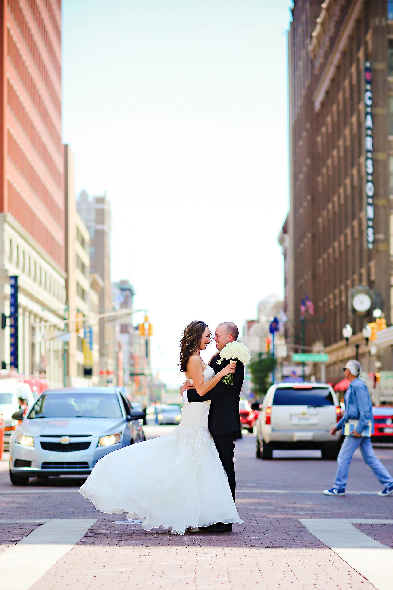 Alli Brett Indianapolis DAmore Wedding 110