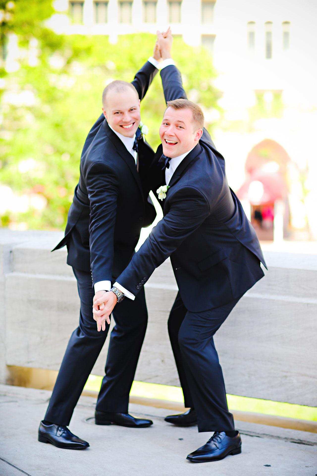 Alli Brett Indianapolis DAmore Wedding 107