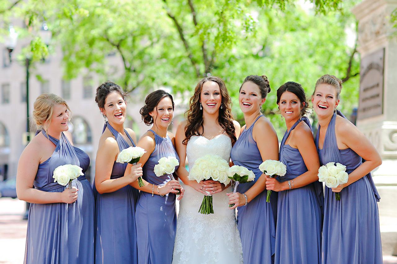 Alli Brett Indianapolis DAmore Wedding 102