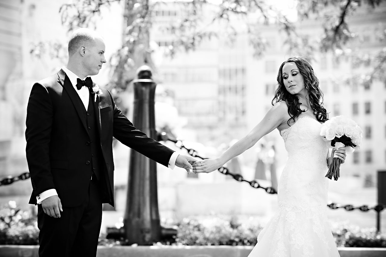Alli Brett Indianapolis DAmore Wedding 103
