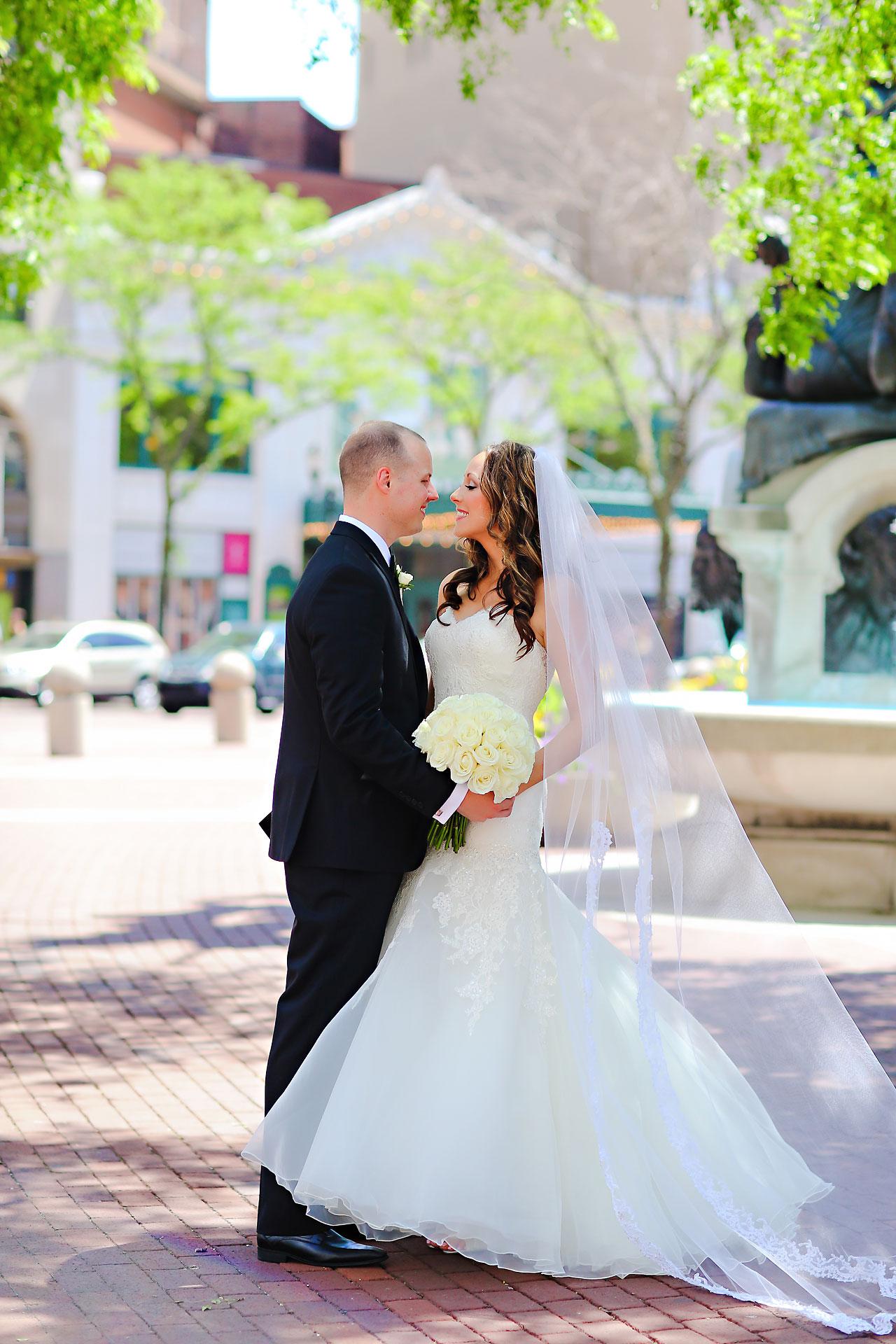 Alli Brett Indianapolis DAmore Wedding 098