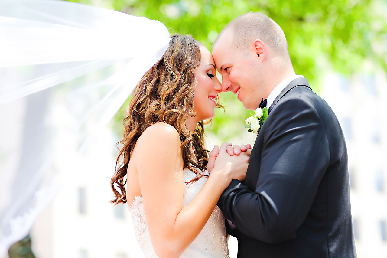 Alli Brett Indianapolis DAmore Wedding 099