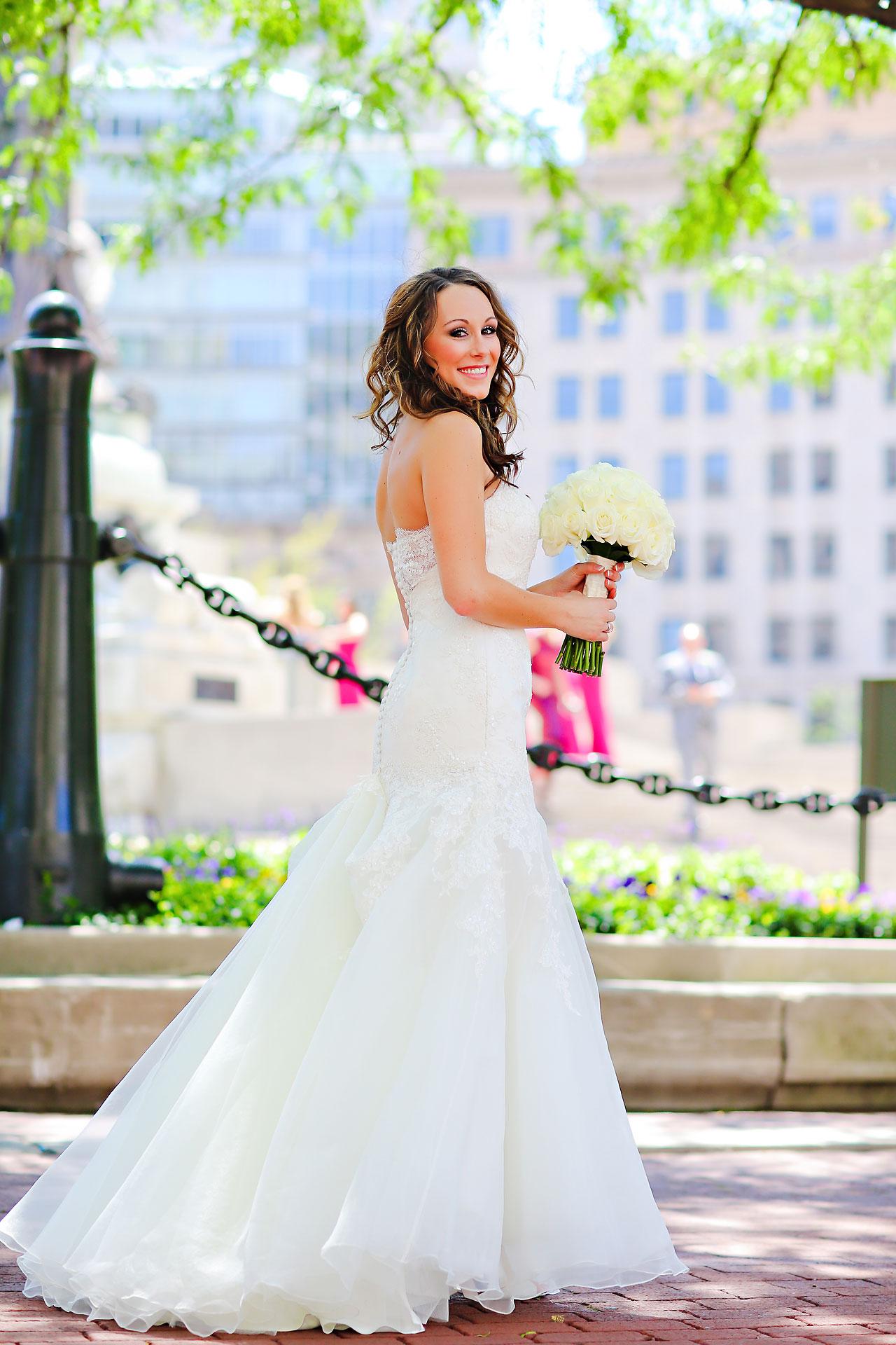Alli Brett Indianapolis DAmore Wedding 095