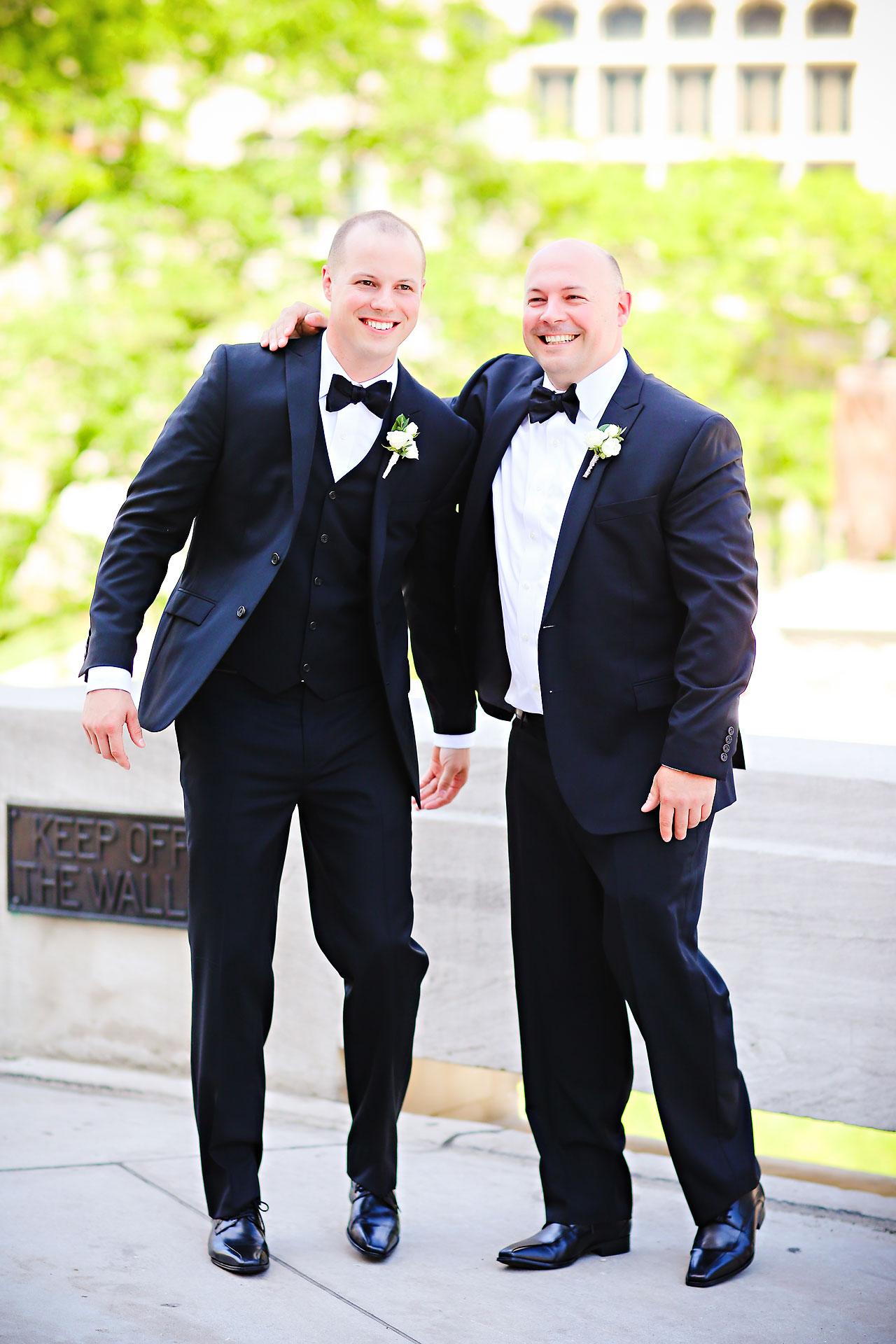 Alli Brett Indianapolis DAmore Wedding 097