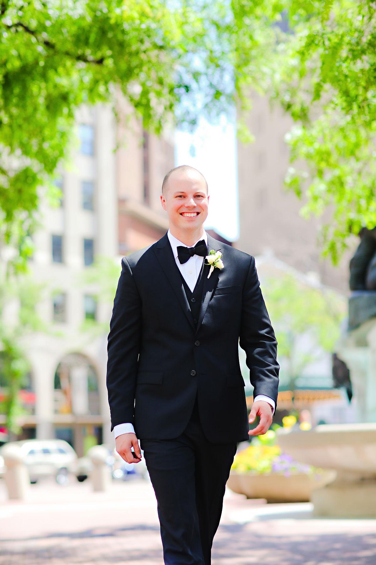 Alli Brett Indianapolis DAmore Wedding 093