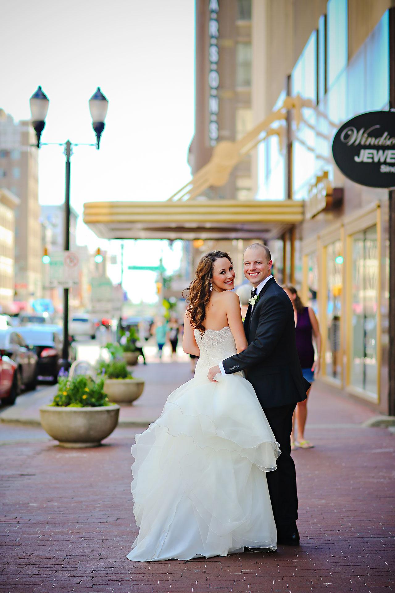 Alli Brett Indianapolis DAmore Wedding 091