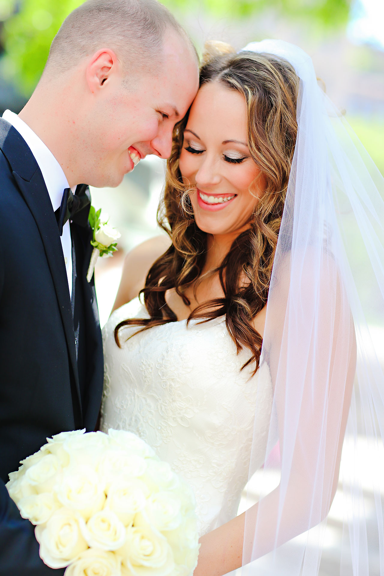 Alli Brett Indianapolis DAmore Wedding 092